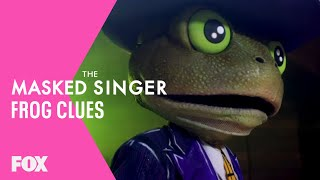The Clues: Frog | Season 3 Ep. 15 | THE MASKED SINGER