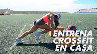 BAJA LA PANZA rutina completa con Ana Mojica Fitness