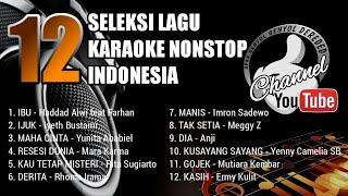 Download 12 SELEKSI LAGU KARAOKE NONSTOP INDONESIA