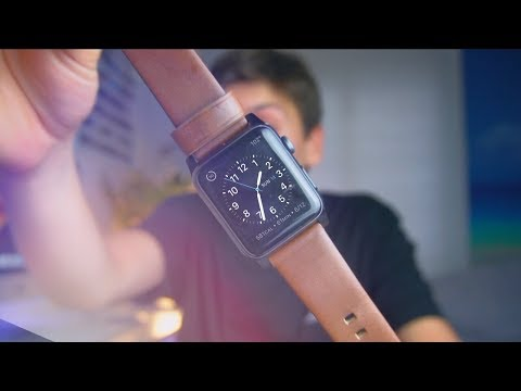 MUST HAVE APPLE WATCH BAND (JUNE 2018)