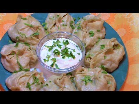 Ханум по-узбекски (рулет с начинкой на пару)