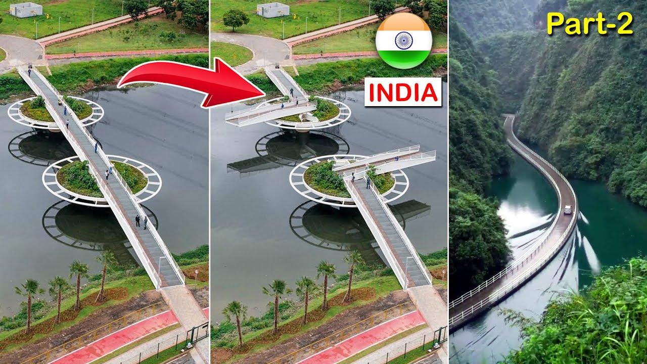 Top 10 Unbelievable Bridges in The World   Part-2
