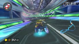 Mario Kart 8 Time Trial: Mute City (1