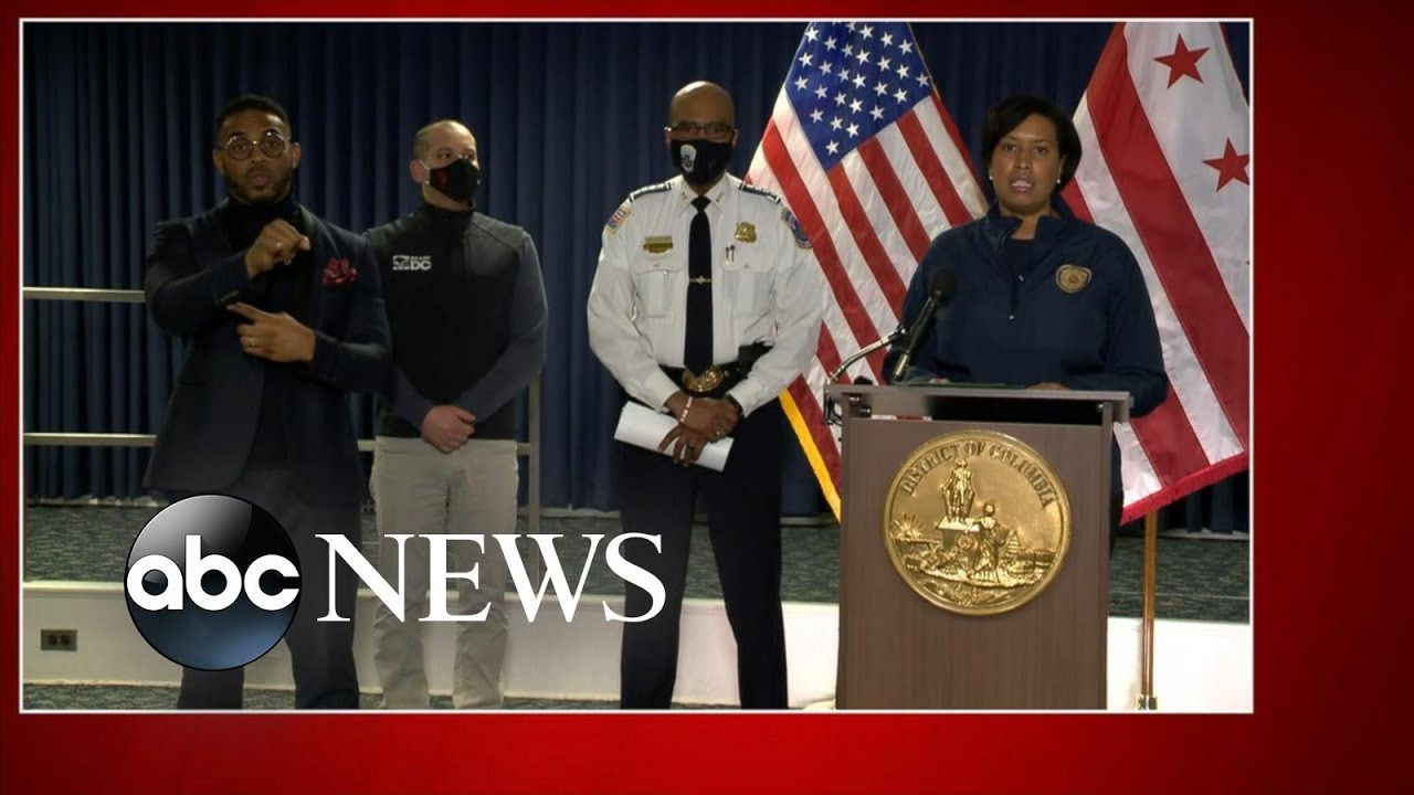 DC mayor details curfew plan after ...