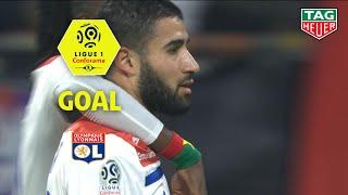 Goal Nabil FEKIR (35') / Olympique Lyonnais - EA Guingamp (2-1) (OL-EAG) / 2018-19