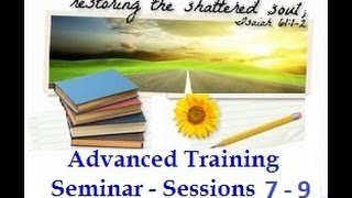 Video SRA / DID Advanced Training Sessions 7 - 9 download MP3, 3GP, MP4, WEBM, AVI, FLV Oktober 2018