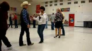 Whiskey Wiggle  ( Couples Dance )  Walkthrough