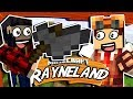 GOOD JOB, STEVEN! • Rayneland: Simple Life 2 Modded Survival in Minecraft! [#4]