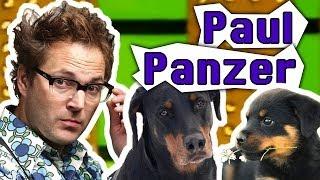 PAUL PANZER // Tiere sind was schönes
