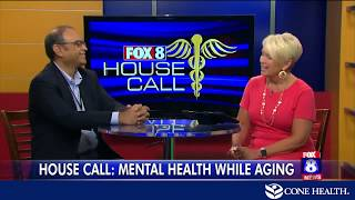 Healthy Aging: Don't Forget About Your Mental Health