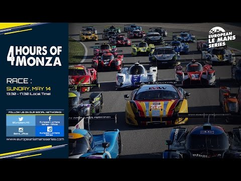 REPLAY - RACE - 4 Hours of Monza 2017