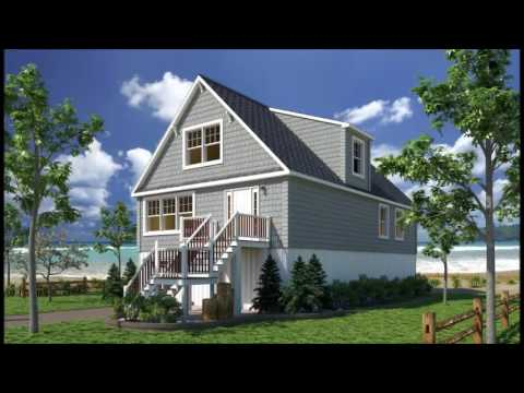 Custom modular homes new hampshire youtube for Home builders in new hampshire