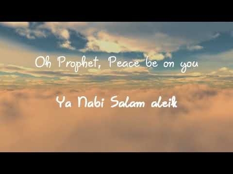 Suara Nasyid Merdu  -  Al Habib The Loved One [Lirik]