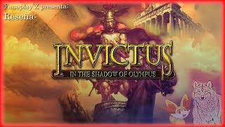 #02- Reseña Invictus: In the Shadow of Olympus (Loquendo)