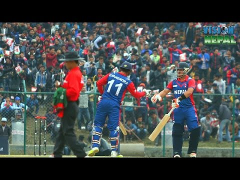 Nepal Vs Kenya Match Highlights || ICC World Cricket Champio