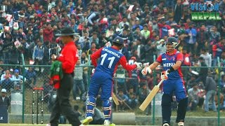 Nepal Vs Kenya Match Highlights || ICC World Cricket Championship 11 March 2017 ||