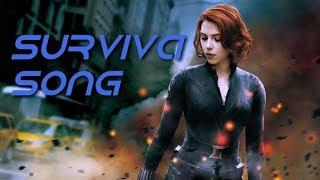 Surviva song - Hollywood version