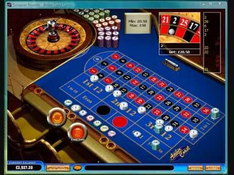 Video Roulette ungerade