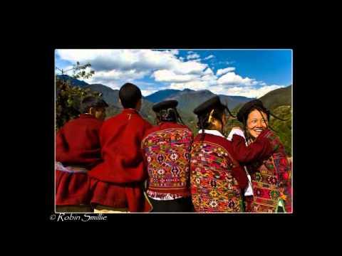 Where in the world is Bhutan