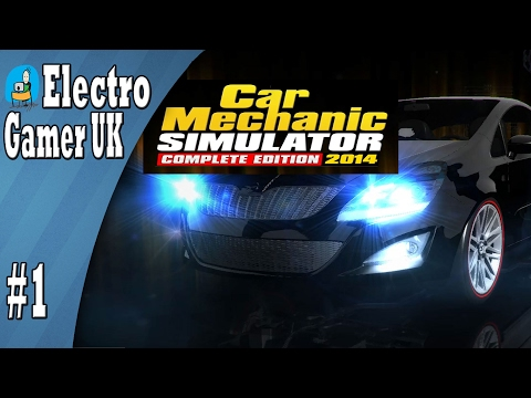 Car mechanic Simulator 2014 | E1 | The Apprentice Mechanic