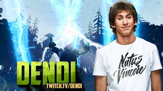 Dota 2 Stream: Na`Vi Dendi - Zeus (Gameplay & Commentary)