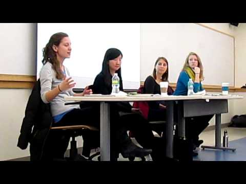 SHARE Panel: Securing a Research Practicum/Job