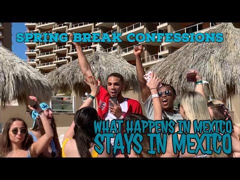 SPRING BREAK CONFESSIONS | W.H.I.M.S.I.M