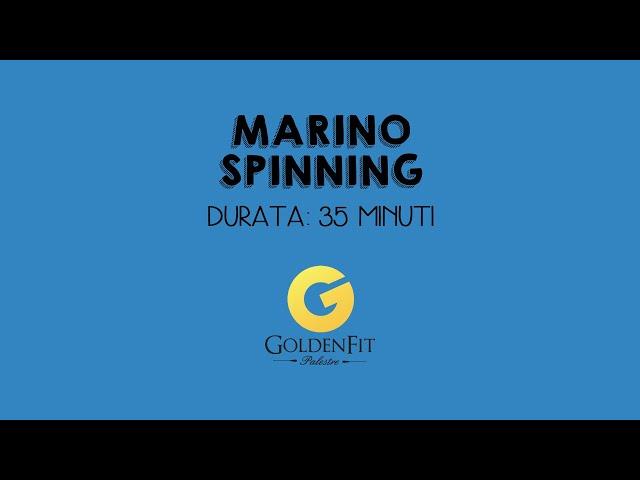 Spinning con Marino