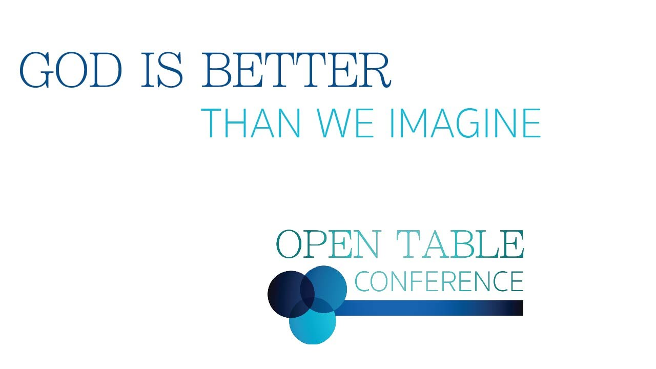 What Is Open Table Conference YouTube - What is open table