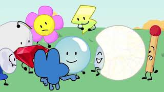 bfb but only when ice cube is on screen