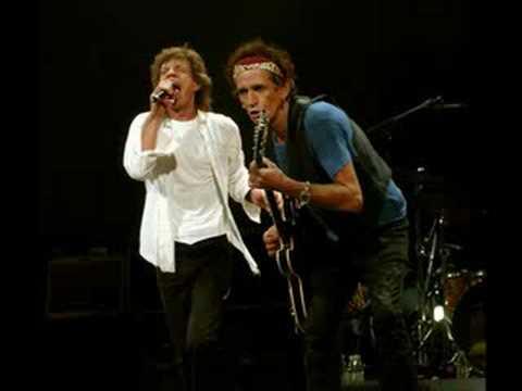 "Keith Richards, ""Happy""    (Rolling Stones)"