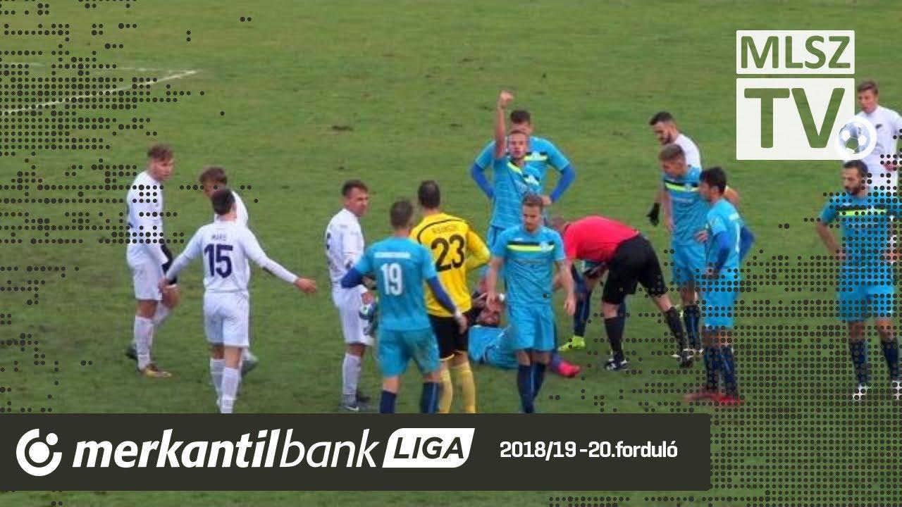 Credobus Mosonmagyaróvár - Békéscsaba 1912 Előre | 3-0 | 20. forduló