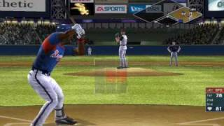MVP Baseball 2005 Gameplay