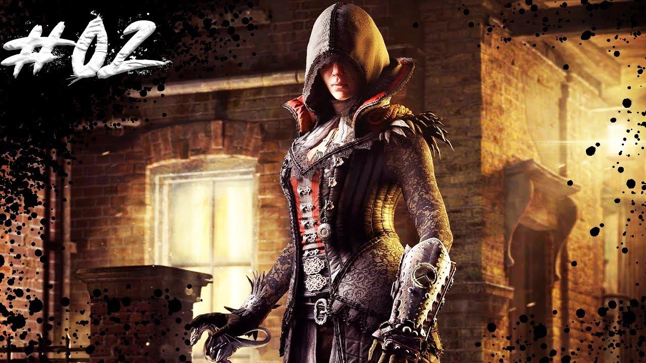I Am A Horrible Assassin || Evie Frey #AssassinsCreed #syndicate