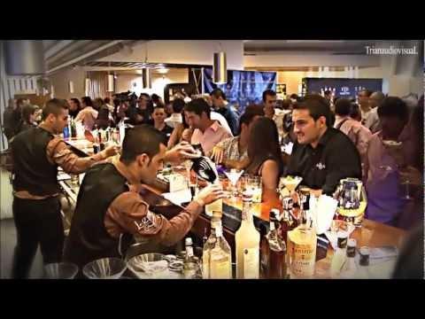 Premium Bartender Show by Premier/Lemon