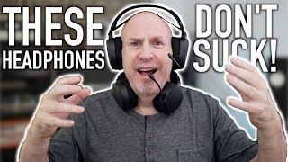 SteelSeries Arctis Pro - Headphones That Don't Suck!
