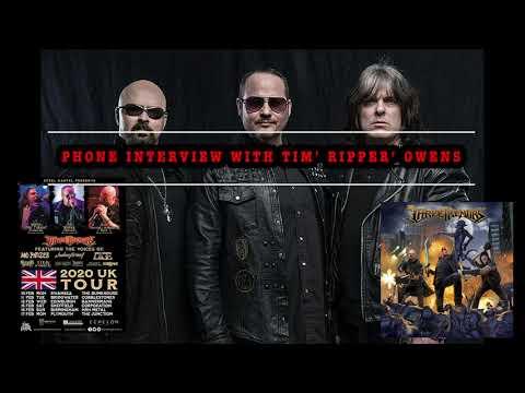 GBHBL Whiplash: Tim 'Ripper' Owens Interview