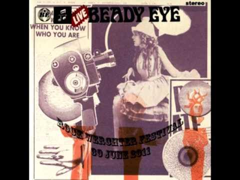 beady eye: Rock Werchter Festival, Belgium 30/06/2011 (SOUNDBOARD)