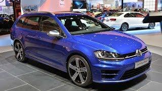 2018 New Volkswagen Golf SportWagen - Review and Practicality