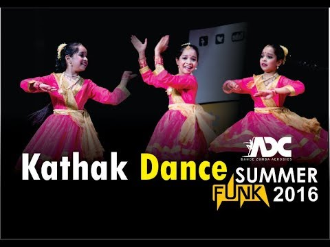 Riya Sharma Kathak Dance Style  ADC (Aslam Dance Company) SUMMER FUNK-2016