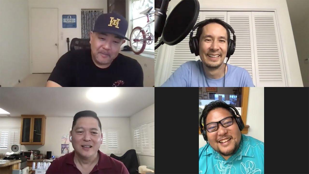 Hisessions Hawaii Podcast Episode #43 -  Mark Yamanaka