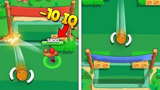 -10 IQ BRAWL BALL FAIL! (Brawl Stars Fails & Epic Wins! #7)