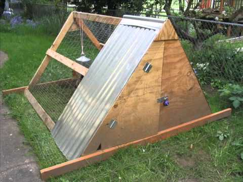 How To Build A Chicken Coop For 12 , 10, 13 Chickens   Chicken Coop Plans  For 12 Chickens