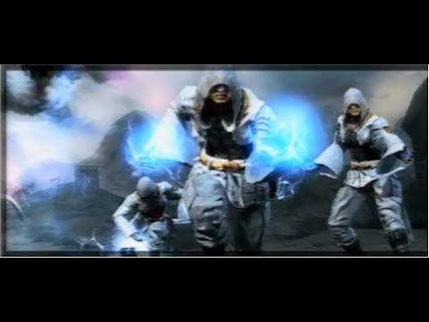 Ninja Gaiden 3 Ninjas Vs Assassin S Creed By Gercold26 Youtube