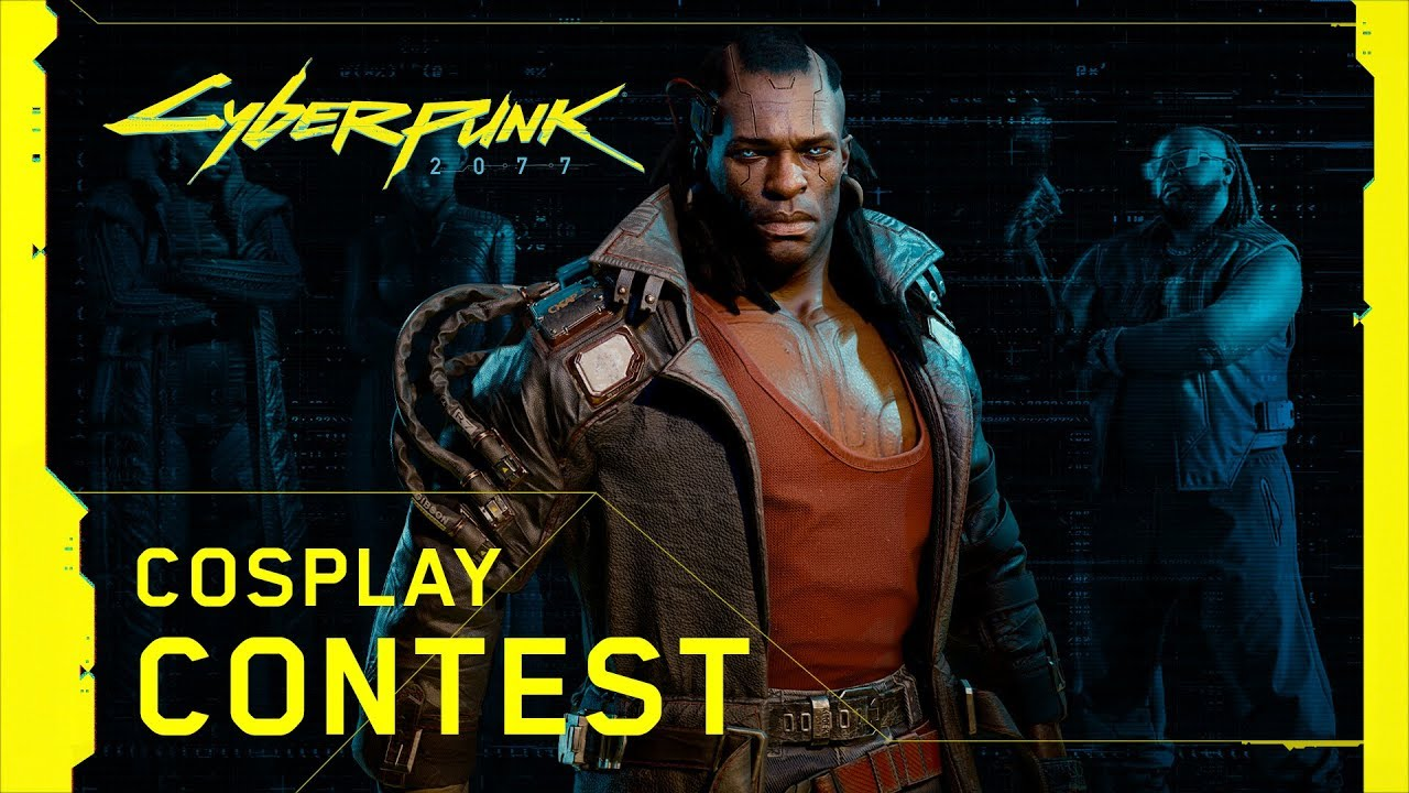 CD Projekt Red's Cyberpunk 2077 Cosplay Contest Has 40k Prize