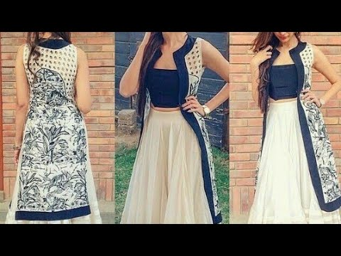 8ec900b377cb8 How to make long shrug jacket for skirts