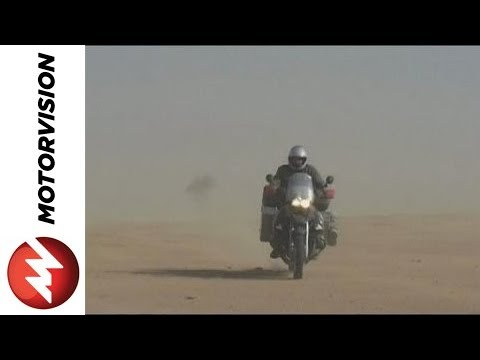World Tour on the BMW GS