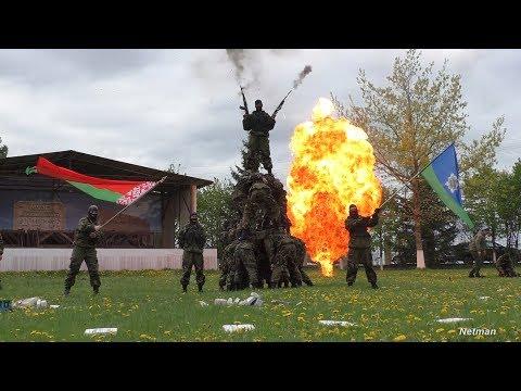 Спецназ: показательное выступление (Дудутки, 09.05.2019)