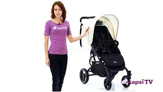 Коляска прогулочная Valco Baby Snap 4 (Валько Бэби Шнап 4)(Коляска прогулочная Valco Baby Snap 4 (Валько Бэби Шнап 4) http://www.lapsi.ru/e-store/xml_catalog/index.php?item=2792 Особенности: - ультралёг..., 2014-11-23T13:27:34.000Z)
