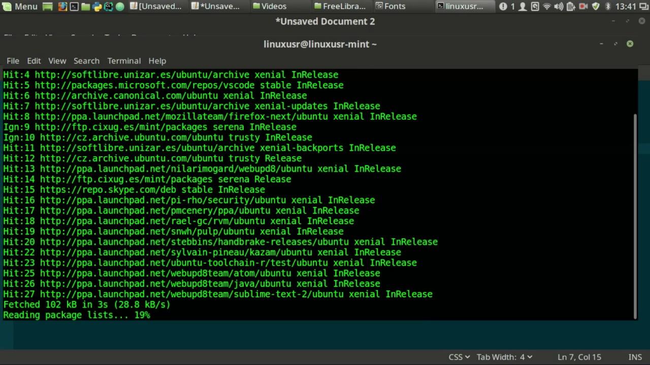 how to install usbmuxd on ubuntu, linux mint, kali linux